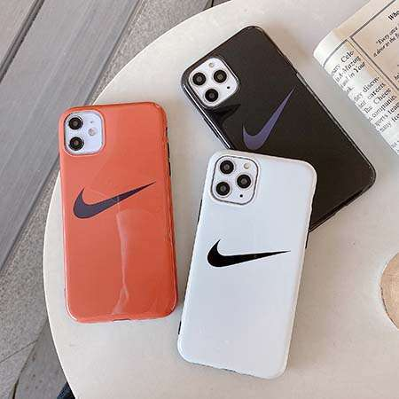 NIKE iPhone11ケース PVC製